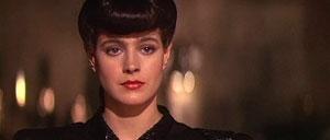 Rachael, la replicant de Blade Runner, un androide indistingible dels humans